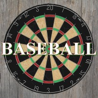 Dart Game - Baseball
