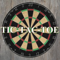 Dart Game - Tic-Tac-Toe