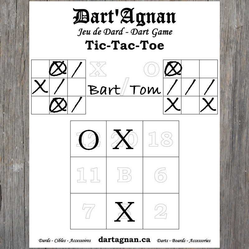how to play tic tac toe game