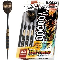 Harrows Voodoo Brass - Steel Tip