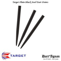 Target - Plain Black Points