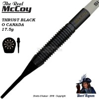 McCoy Thrust Black 90% - Pointe Souple
