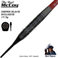 McCoy Sniper Black 90% - Pointe Souple