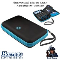 Harrows - Blaze Pro 6 Aqua Dart Case