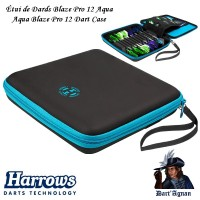 Harrows - Blaze Pro 12 Aqua Dart Case