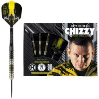 Harrows Dave Chisnall 90% - Pointe d'Acier