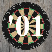 Dart Game - All '01